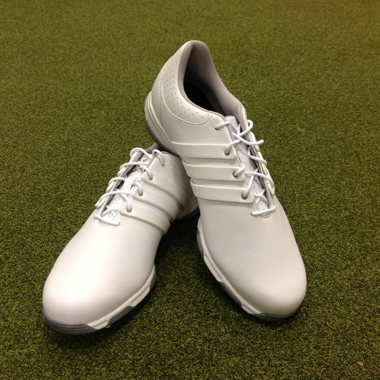 Adidas Tour  Ltd Golf Shoes White