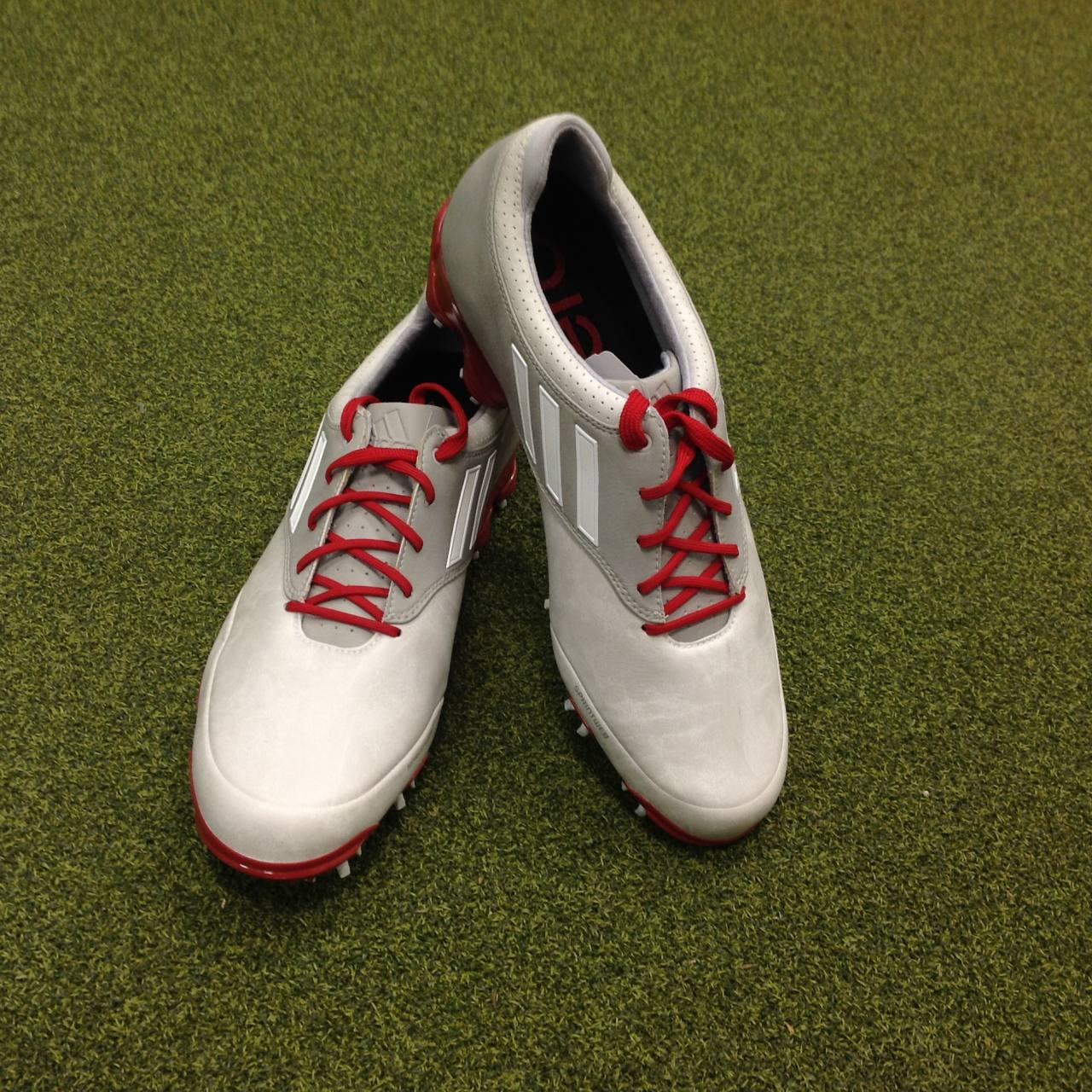 cc9c6f7199f4 Details about NEW Adidas Adizero Tour Golf Shoes - UK Size 8.5 - US 9 - EU  42 2 3