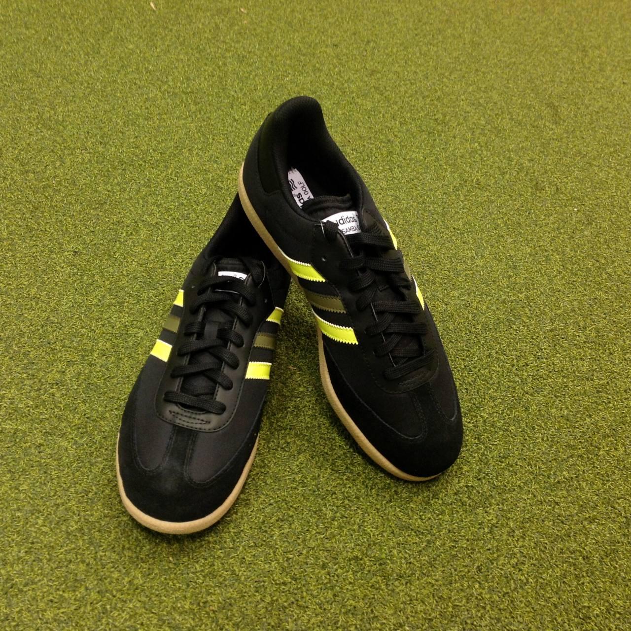 nuove adidas samba scarpe da golf uk numero 9 dell'unione europea ci 42 2 / 3 su ebay