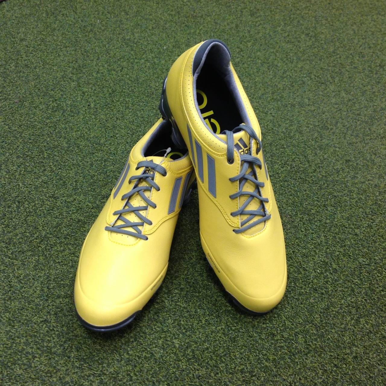 c7a55d4ab67245 NEW Adidas Adizero Tour Golf Shoes - UK Size 8.5 - US 9 - EU 42 2 3 ...