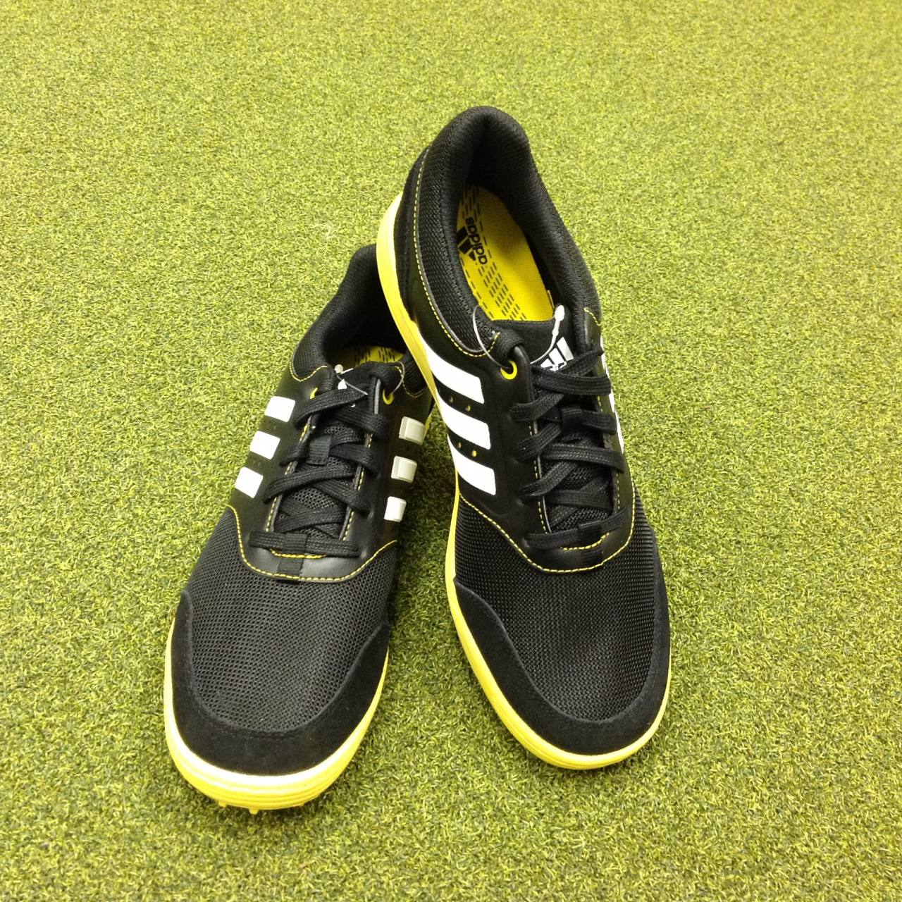 6e0c98b12f0303 NEW Adidas Adicross III Golf Shoes – UK Size 8.5 – US 9 – EU 42 2/3 ...