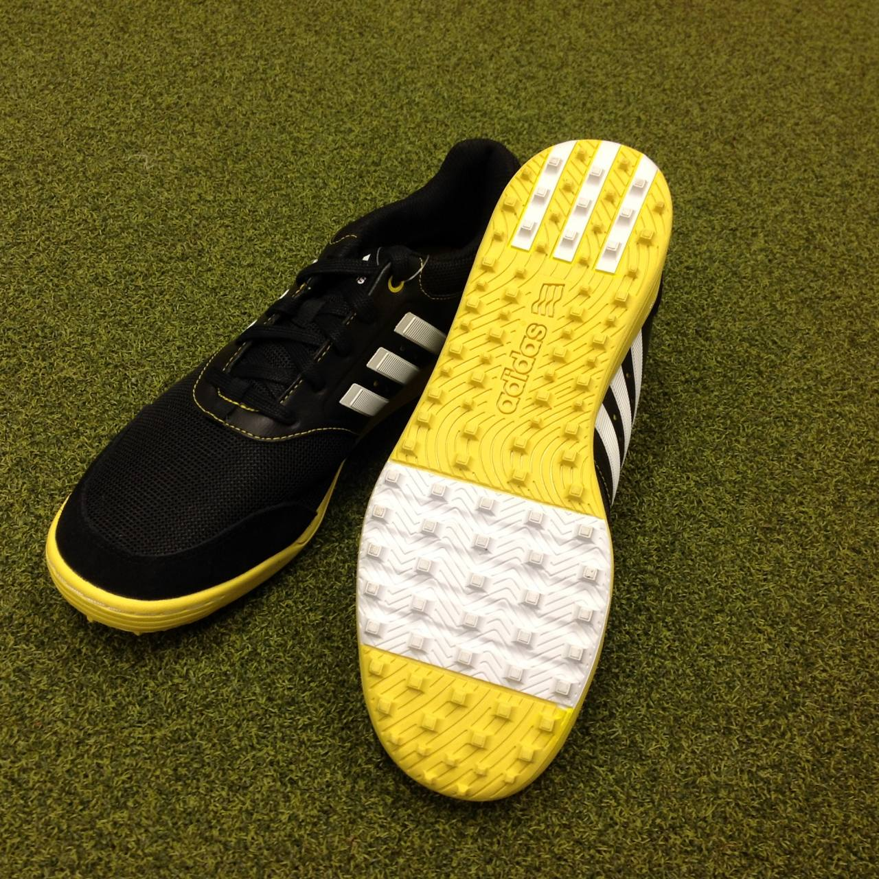 NEW Adidas Adicross III Golf Shoes UK Size 8.5 US 9 EU