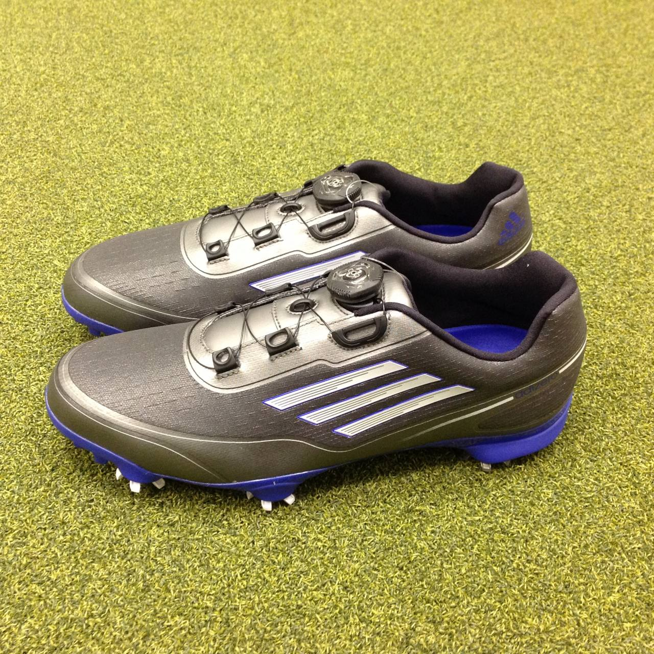 3a7a0bd54167b3 NEW Adidas Adizero Prime Boa Golf Shoes - UK Size 8.5 (Wide) - US 9 ...