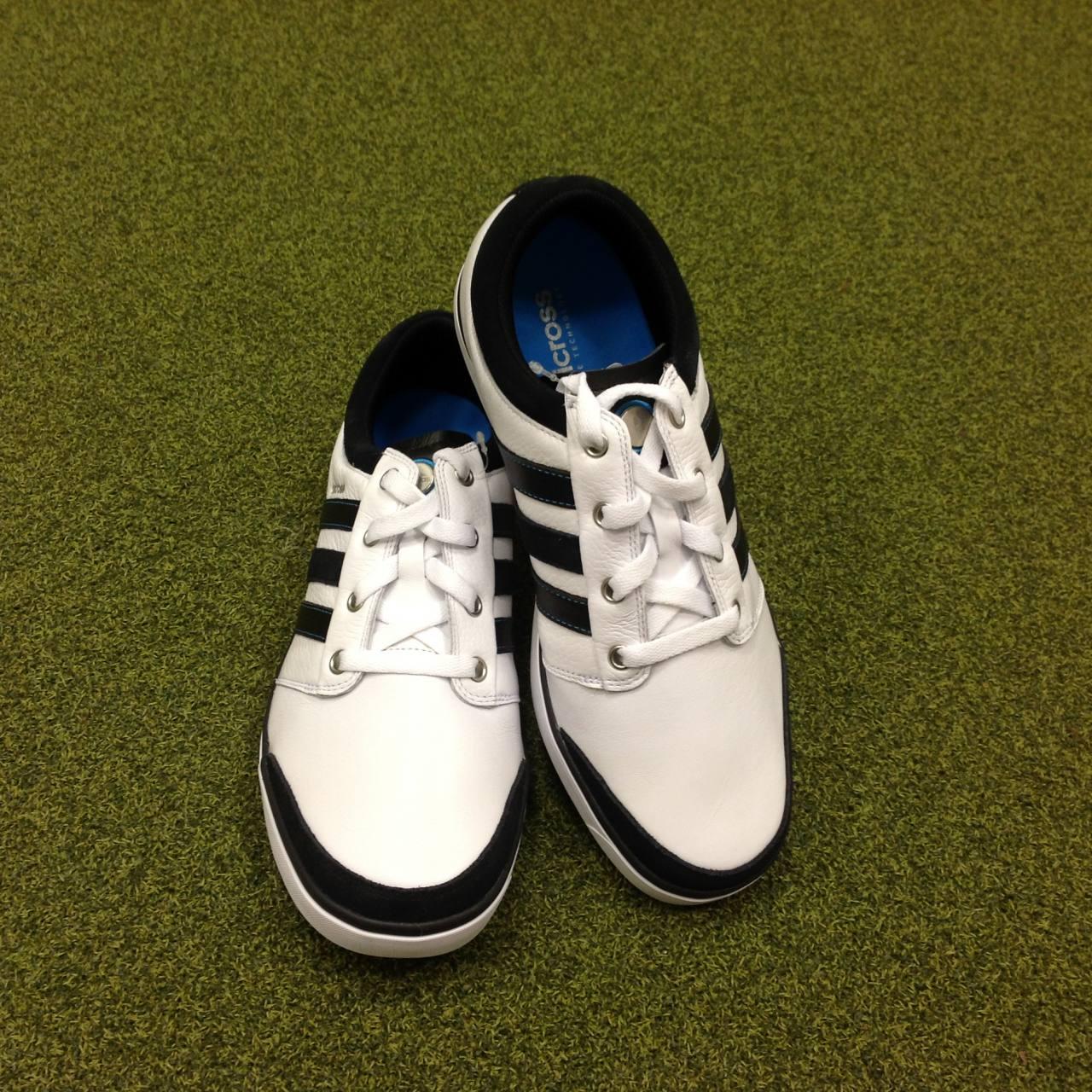 NEW Adidas Adicross Gripmore Golf Shoes - UK Size 8.5 - US 9 - EU 42 ... c6dfbe1233
