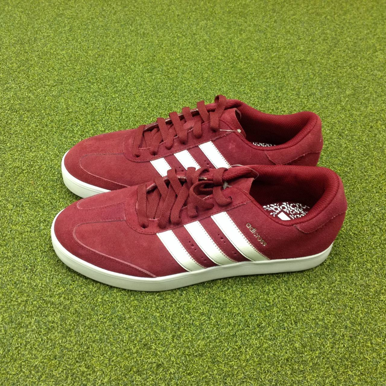 1c5b48309553dc NEW Adidas Adicross V Golf Shoes – UK Size 8.5 – US 9 – EU 42 2/3 ...