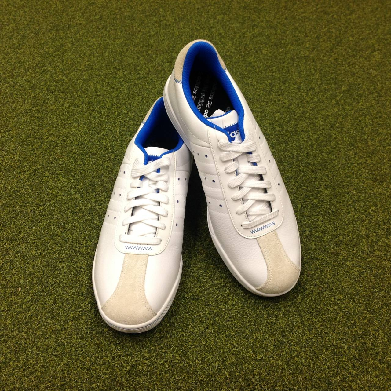 5359d27a66bf77 NEW Adidas Adicross II Golf Shoes – UK Size 8.5 – US 9 – EU 42 2/3 – Pro  Golf Products Ltd