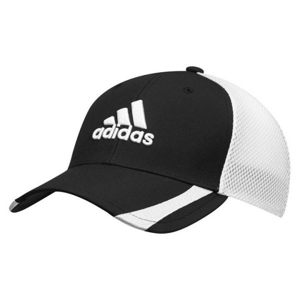 1cc8e34178e30 NEW Adidas Tour Radar Flex Fit Golf Cap – Black – Pro Golf Products Ltd