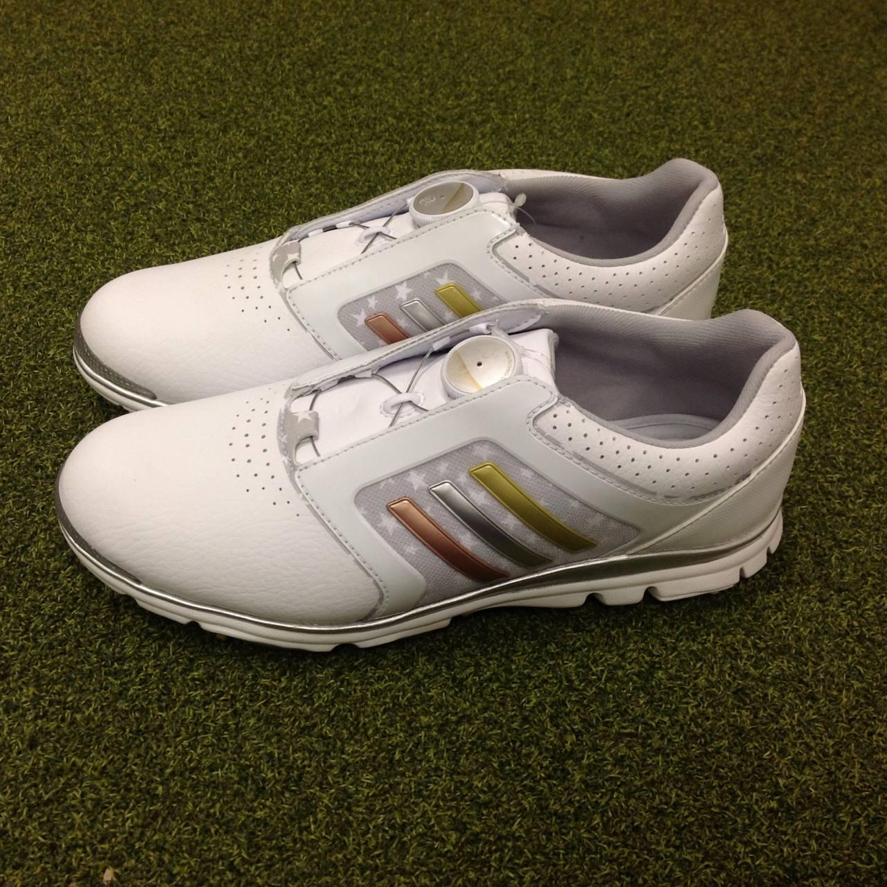 Adidas Adistar Tour Boa Waterproof Golf Shoes