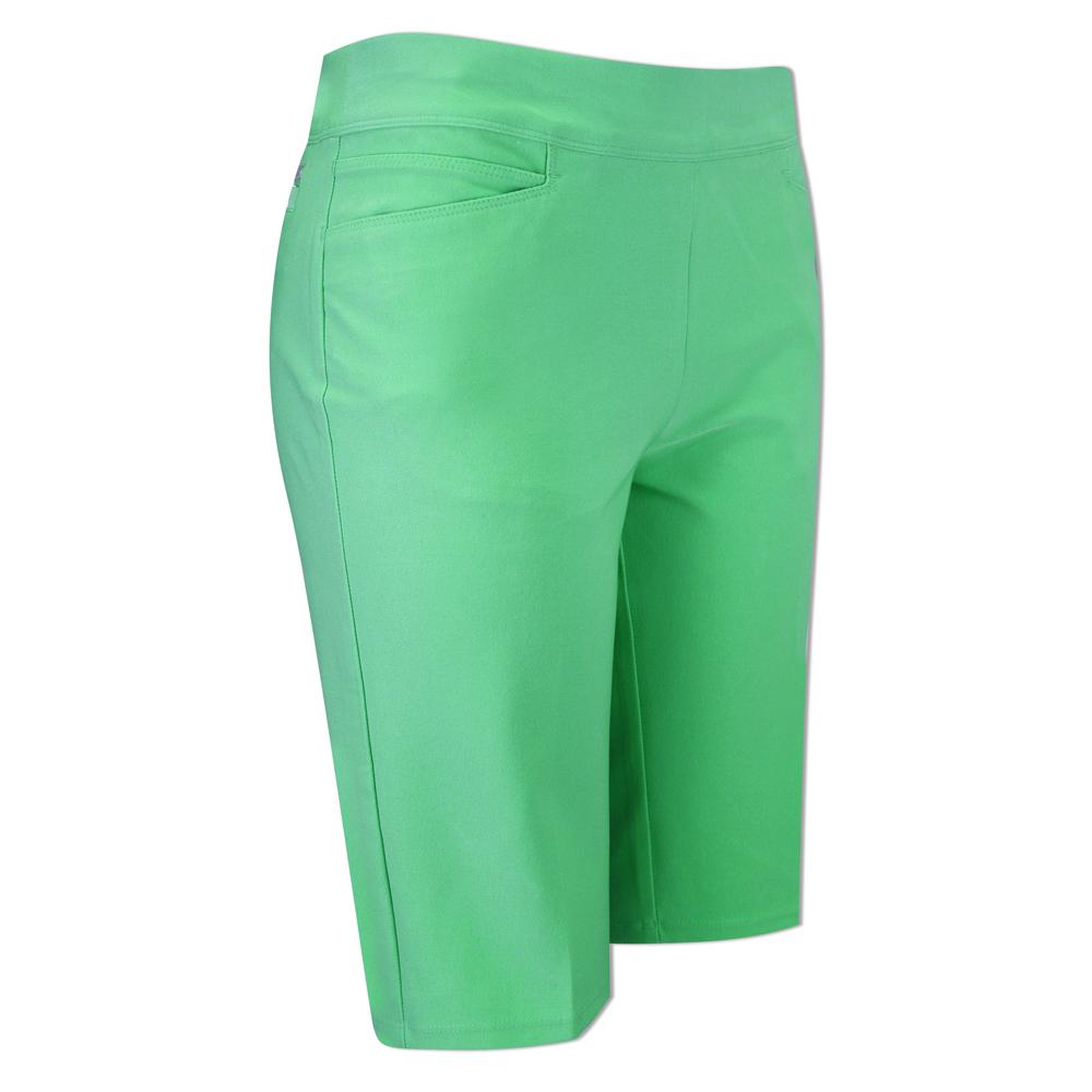 sección Riego helicóptero  Adidas Ladies Golf Ultimate Bermuda Shorts - Hi-Res Green - Size Medium    eBay