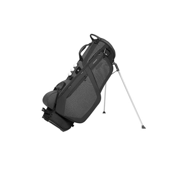 New Ogio 2018 Grom Golf Stand Bag Dark Static Pro Golf